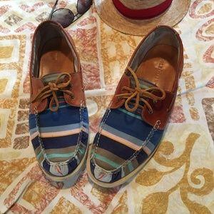 Cole Haan Boat Men Shoes